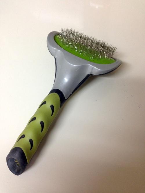 Large Slicker brush